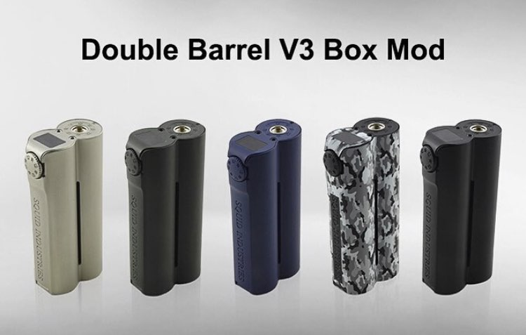 더블베럴V3(Double Barrel V3)